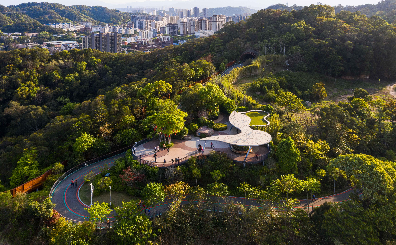探访福州福山郊野公园:登高望远赏美景