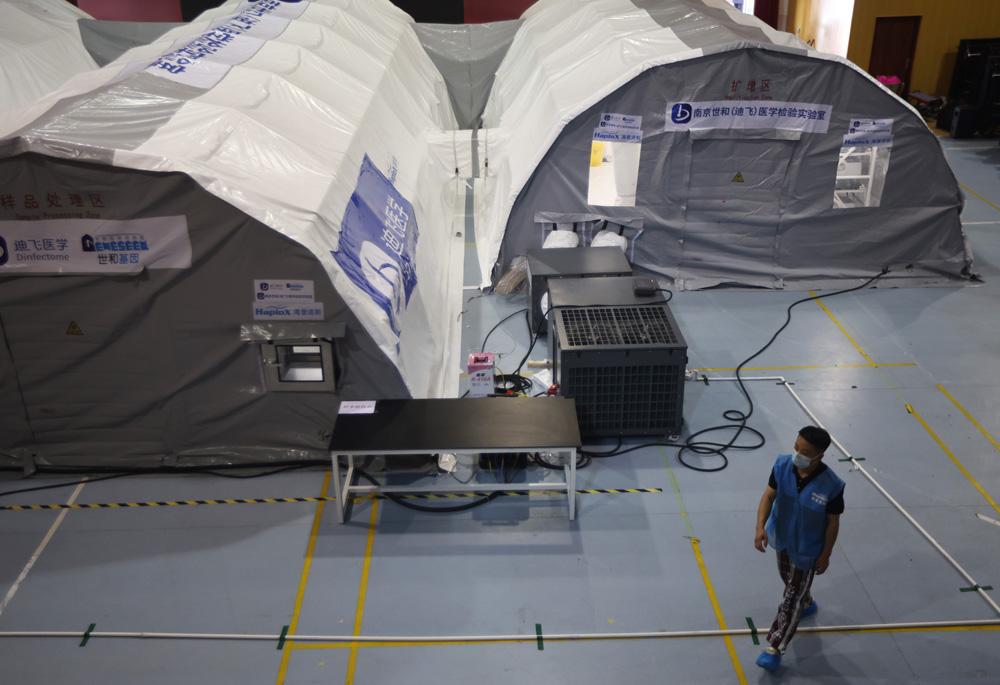 移动负压医学检验实验室将在南京投用