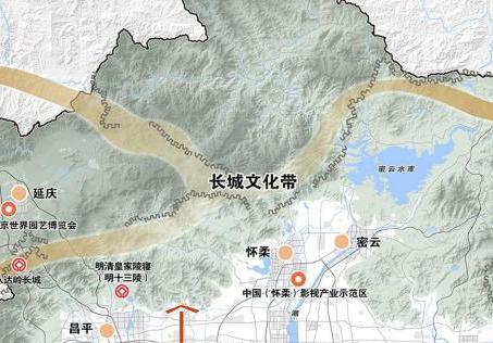 新闻资料:北京长城文化带