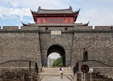 探访辛亥革命历史遗迹