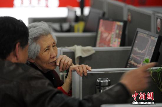 """经济观察:""""中国大妈""""打响财富保卫战"""