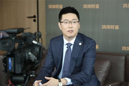 鸿坤财富陈永旗:打造财富管理市场新体验