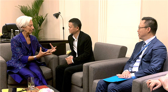 支付宝遍布亚洲各地 发展迅速令IMF总裁拉加德再度圈粉