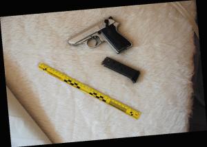溜麻果后的症状_毒枭夫妇酒店落网 从床下搜出枪支
