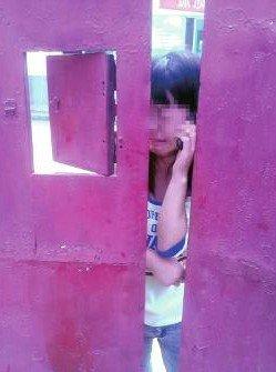 陕西一女老师被校长强拉上车 称遭强奸打骂(图)