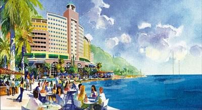 香港两大主题公园筹划扩建计划港府将重新招标