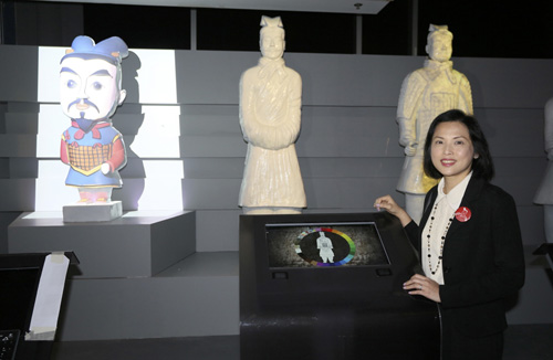 香港秦始皇兵马俑展:十元穿越时空睇兵马俑