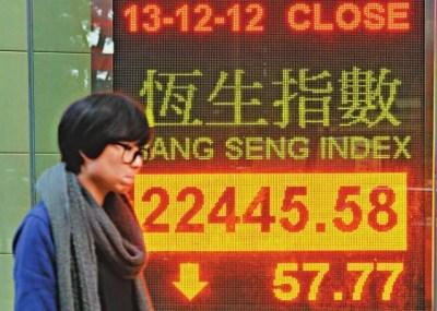 瑞银料港股明年涨1成建银料恒指见26500