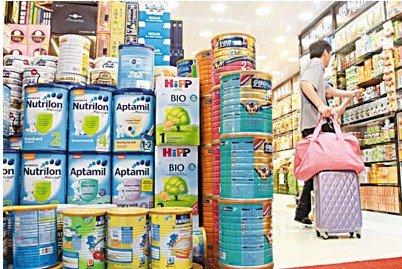 香港7大奶粉商称已预留充足奶粉 以确保本地供应