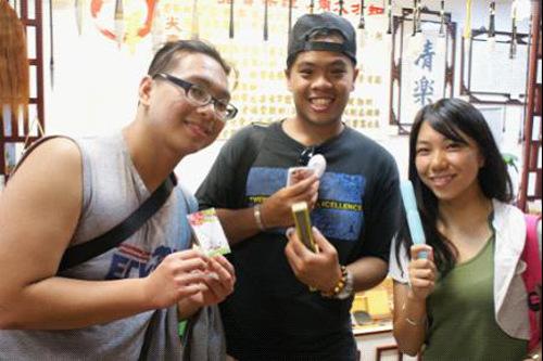 港生看台湾:海外实习赚取不一样的人生体验