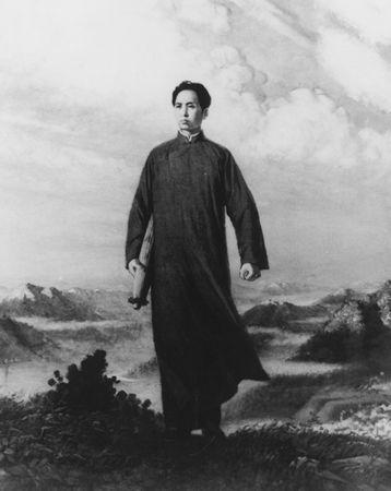 毛泽东诞辰120周年展在港揭幕首次展示其情感世界