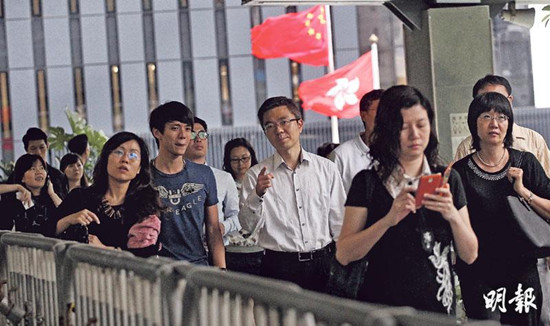 香港公务员有望连续第6年加薪 幅度3.02%至4.12%