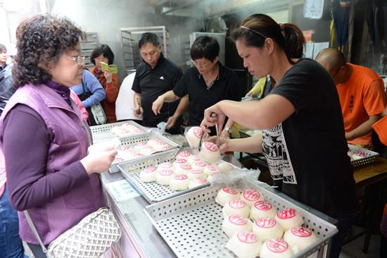 香港太平清醮传统食品平安包被揭含致癌物(图)