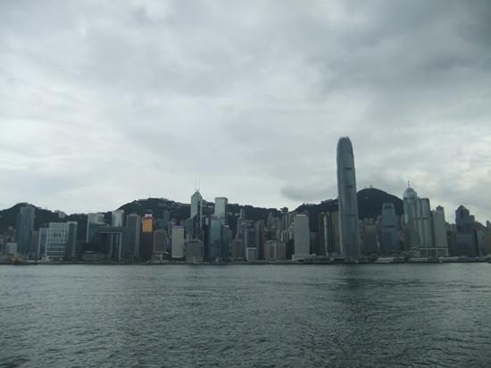 香港中环商厦空置率2.5%创六年新低(图)