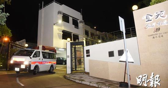 香港清水湾道豪宅遭窃2万美元距罗君儿大宅400米