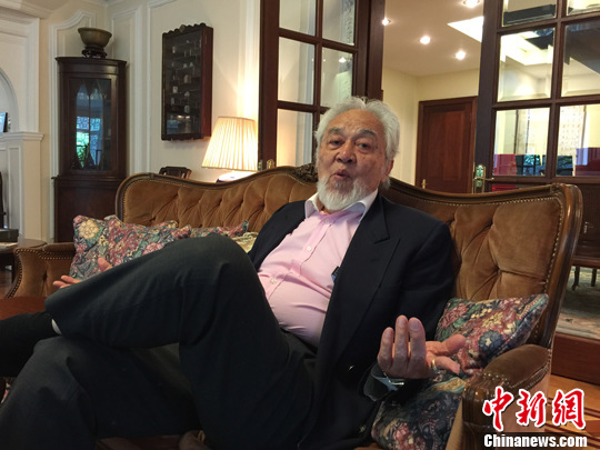英国侨领单声:相信香港同胞识大体、顾大局
