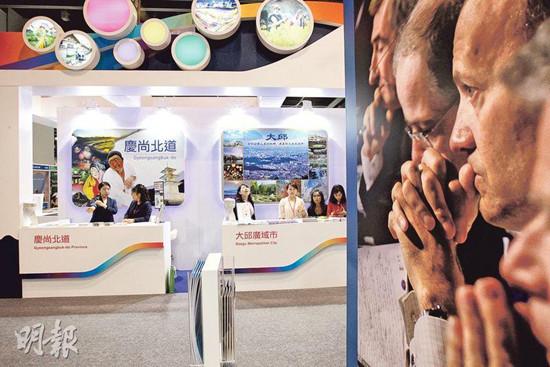 赴韩香港旅客减近半7月韩国旅游团恐取消(图)