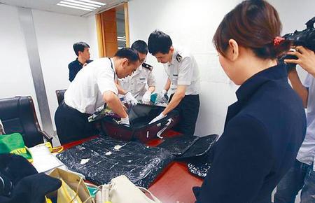 港沪警方联手破近1亿港元贩毒案拘8名香港涉案人