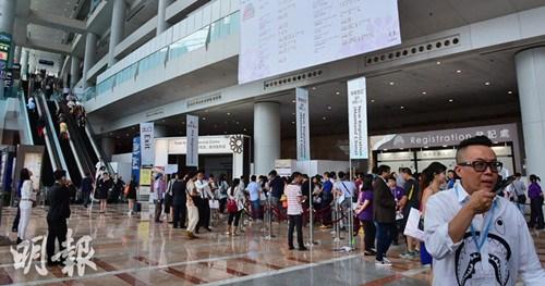 香港珠宝展览会1天12宗失窃案总值560万钻石被盗