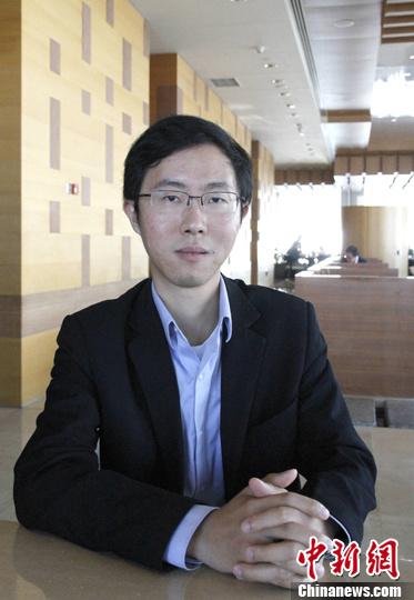 通讯:在北京从事碳交易的香港青年