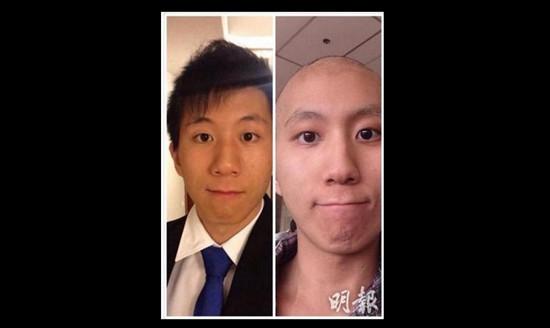 香港抗癌男孩疑不堪折磨跳楼身亡曾接受杂志采访