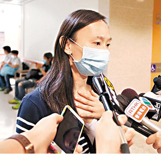 台粉尘爆炸香港伤员叶纪彤清创切痂陈晓妍危殆抢救