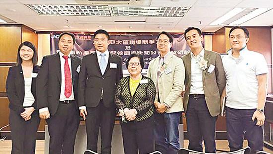"""调查:32%受访者盼""""创新""""增强香港竞争力"""