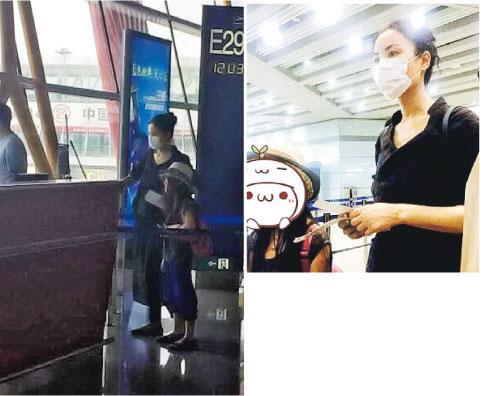 王菲带李嫣香港度假未知会否与谢霆锋见面(图)