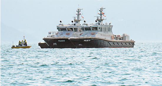 香港一男子乘游艇出海游玩不幸溺毙