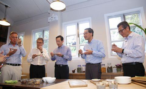 无冷气、禁带肉食香港活化大埔警署倡低碳生活