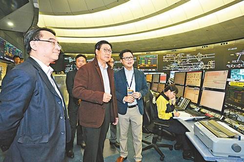 广深港高铁香港段3月若不追加拨款或将全面停工