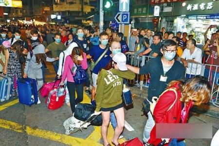 内地超250名女子赴香港卖淫被捕 警方瓦解为妓女服务集团(图)