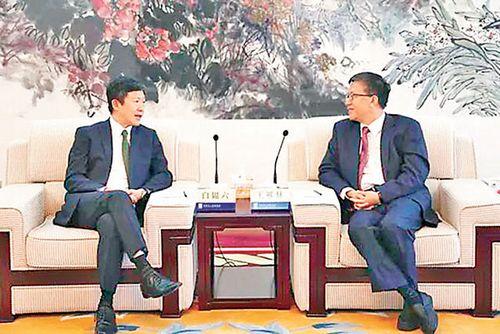 香港廉政公署专员访问深圳商讨廉洁反腐合作