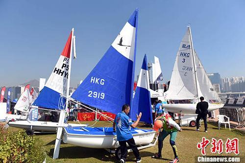 Volvo环球帆船赛首设香港站 一连15天嘉年华开锣