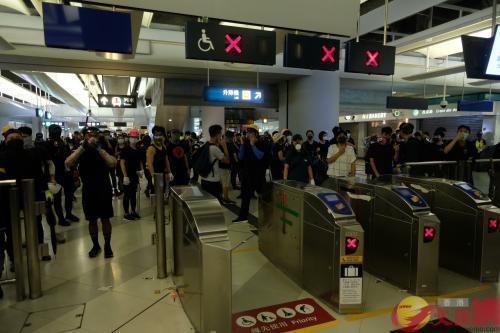港鐵向香港高院申請臨時禁制令獲批有效期至30日
