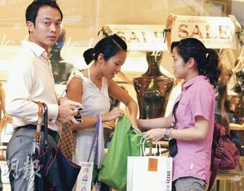 博彩网:每百名港人最少6个购物狂 数码电视观众两个月内增加六成