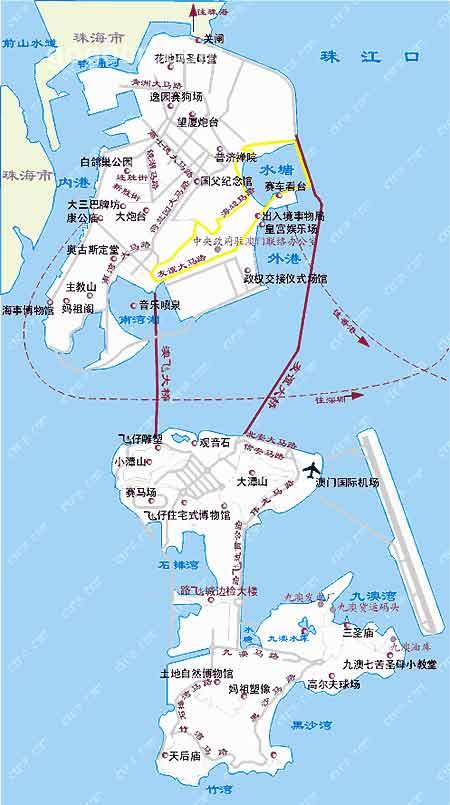 香港的地理位置_首页 新闻中心 港澳新闻  【点击查看其它图片】    地理位置   澳门