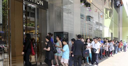 """香港海关加强""""五一""""黄金周期间消费者保障"""