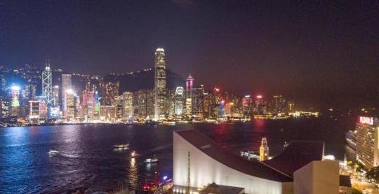 内地繁荣、新基建落成 香港旅游业重拾增长动力