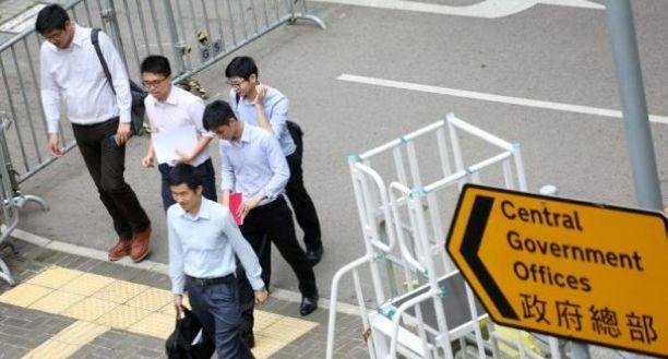 香港公务员招聘考试3日起接受报名 将测试基本法知识