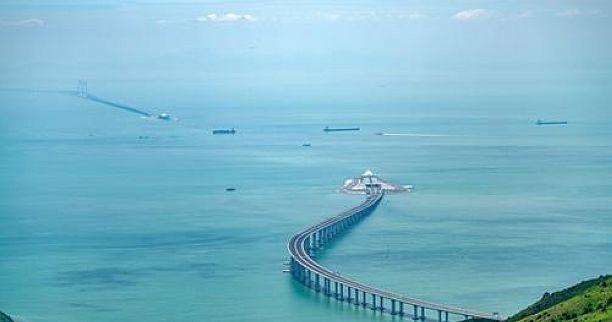 港珠澳大桥开通仪式10月23日将在珠海举行