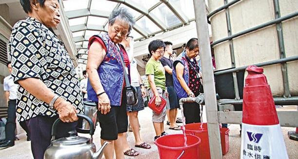 香港将每年抽检670个用户食用水 检测6种金属含量