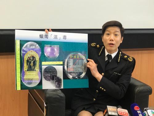 香港今年前11个月侦破1635宗空运走私案