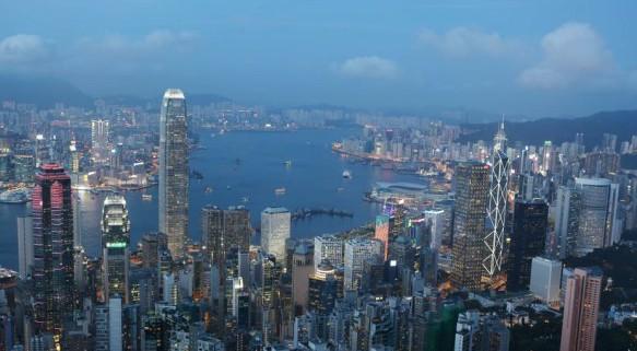 香港商界:应积极融入粤港澳大湾区发展 为香港经济注入新动力