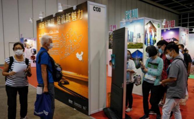 中福在线,中福在线app:准备重启旅游业 国际旅游展吸引市民参观