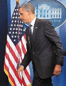 奥巴马首次承认美或债务违约债务谈判再破裂