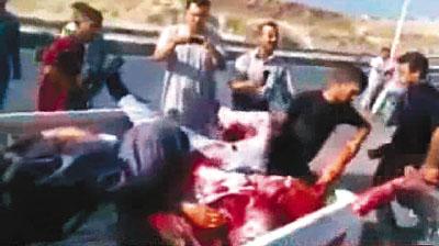 叙利亚死人图片_叙利亚斋月开杀戒 3天造成至少164人死亡(图)_中国网
