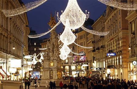 全球最宜居城市调查出炉 维也纳夺冠巴格达垫底