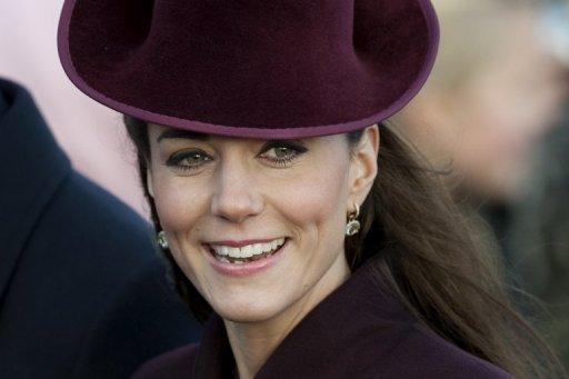 凱特王妃將迎30歲生日英王室稱會低調慶生(圖)