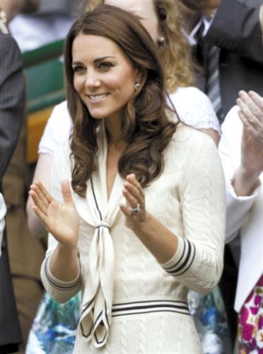 美刊唱衰英國未來故意醜化凱特王妃引爭議(圖)
